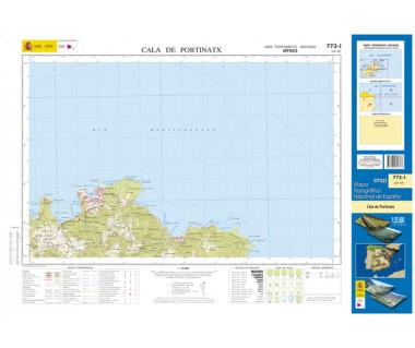 CNIG25 773-I Cala de Portinatx
