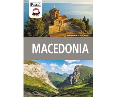Macedonia przewodnik ilustrowany