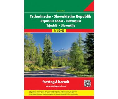 Czech, Slovak Republik - superatlas