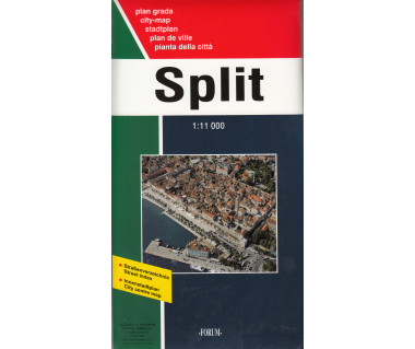 Split city map