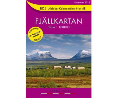 Abisko - Kebnekaise - Narvik (BD6)