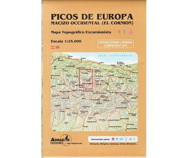 Picos de Europa - Western Massif (El Cornion)