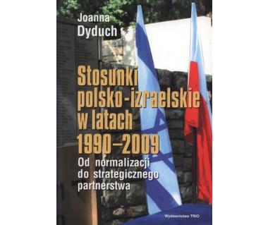 Stosunki polsko-izraelskie w latach 1990-2009