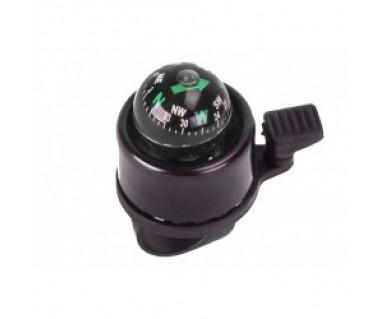 Dzwonek rowerowy kompas k:czarny