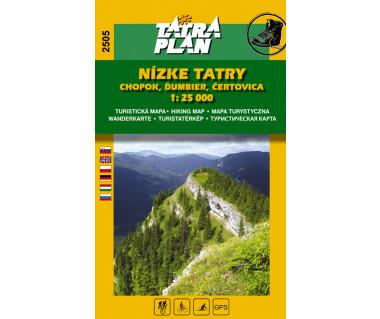 S2505 Nizke Tatry, Chopok, Dumbier, Certovica
