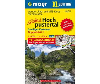 WM 480 Hochpustertal XL (2-Karten-Set)