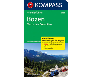 WF 5708 Bozen - Tor zu den Dolomiten
