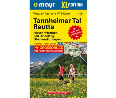WM 409 Tannheimer Tal - Reutte XL