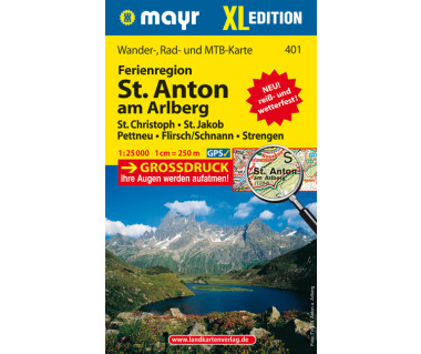 WM 401 St. Anton am Arlberg XL