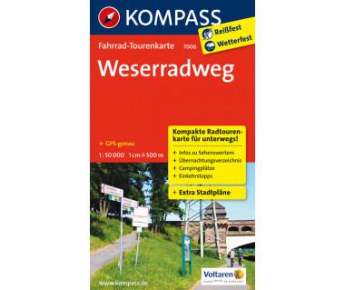 FTK 7006 Weserradweg