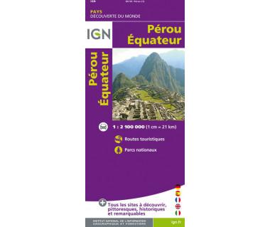 Perou / Equateur (Peru, Ecuador)