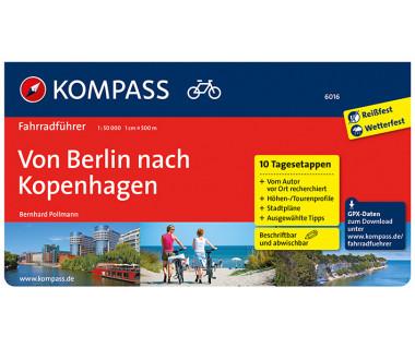 FF 6016 Von Berlin nach Kopenhagen
