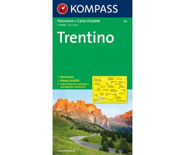 K 354 Trentino Panorama