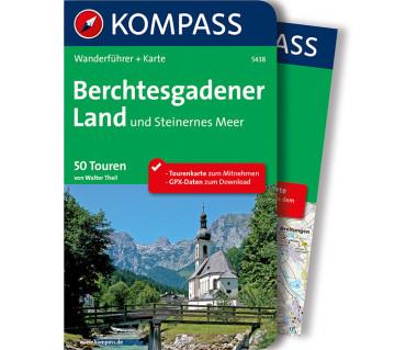 WF 5438 Berchtesgadener Land - Steinernes Meer