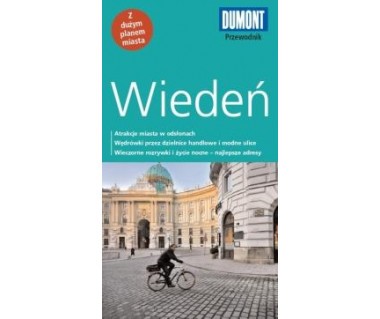 Wiedeń (z planem miasta)