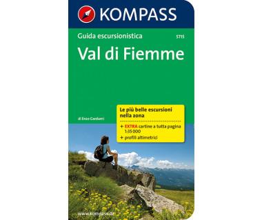 WF 5715 Val di Fiemme, italienische Ausgabe