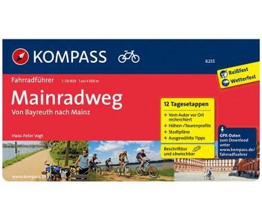 FF 6235 Mainradweg von Bayreuth nach Mainz