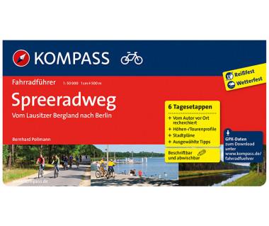 FF 6294 Spreeradweg - Vom Lausitzer Bergland nach Berlin