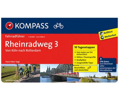 FF 6274 Rheinradweg 3 - Von Köln nach Rotterdam