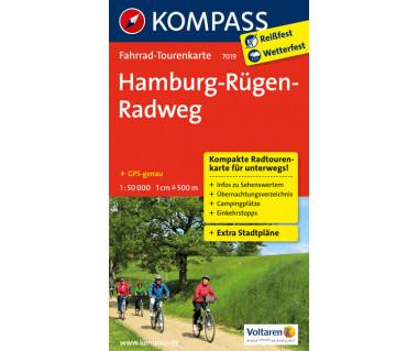 FTK 7019 Hamburg-Rügen-Radweg