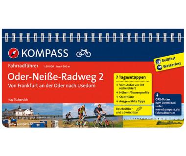 FF 6302 Oder-Neiße-Radweg 2, Von Frankfurt an der Oder nach Usedom