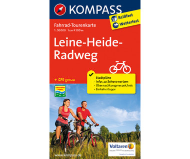 FTK 7057 Leine-Heide-Radweg