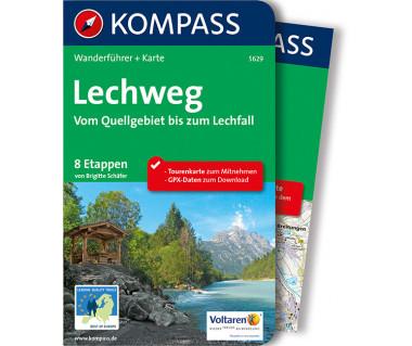 WF 5629 Lechweg - Vom Quellgebiet bis zum Lechfall