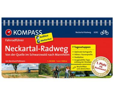 FF 6282 Neckartal-Radweg, von der Quelle im Schwarzwald nach Mannheim