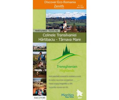 Colinele Transilvaniei Hartibaciu - Tarnava Mara (1-2)