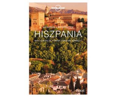 Najlepsze z Najlepszych.Hiszpania [Lonely Planet]