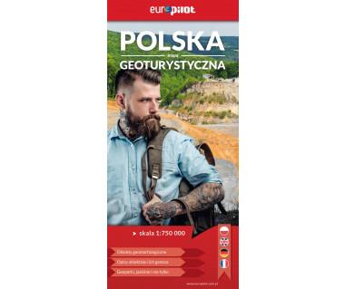Polska mapa geoturystyczna