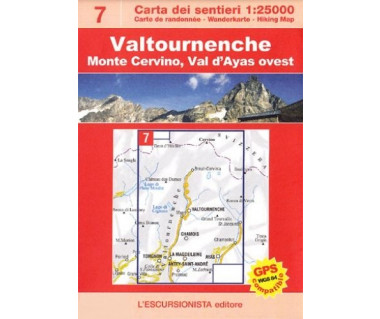 Valtournenche Monte Cervinio, Val d'ayas ovest (7)