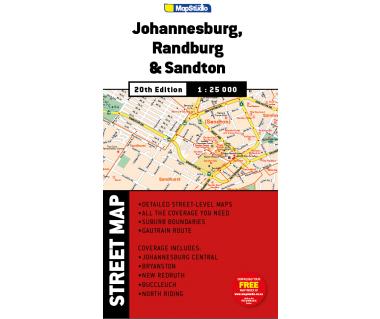 Johannesburg, Randburg & Sandton