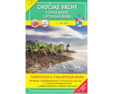 S111 Chocske Vrchy-Vodna nadrz Liptovska Mara