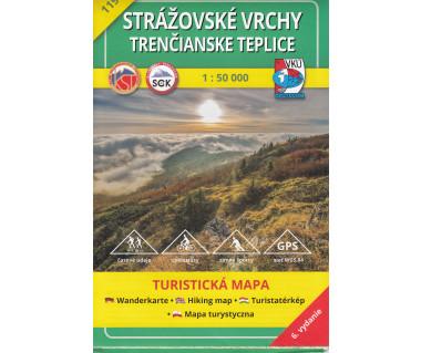 S119 Strazowske vrchy-Trencanske Teplice