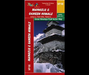 Manaslu & Ganesh Himals