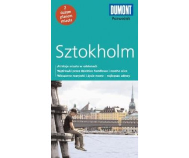 Sztokholm (z planem miasta)