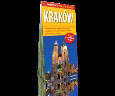 Kraków (mapa + miniprzewodnik)