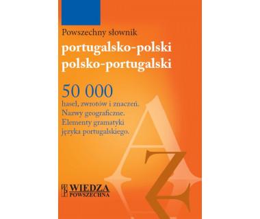 Powszechny słownik portugalsko-polski/polsko-portugalski