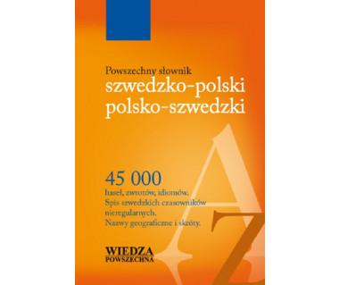 Powszechny słownik szwedzko-polski/polsko-szwedzki