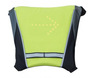 Kierunkowskaz LED Sicaro-nakładka na plecak
