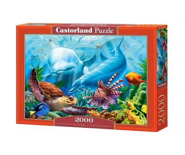 Puzzle 2000 Ocean Life
