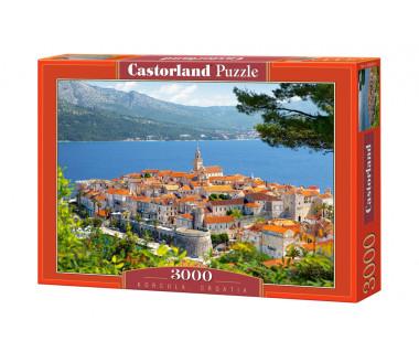 Puzzle 3000 Korcula, Croatia