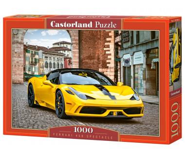 Puzzle 1000 Ferrari 458 Spectacle