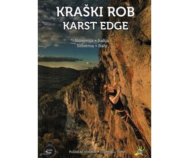 Karst Edge. Climbing topo