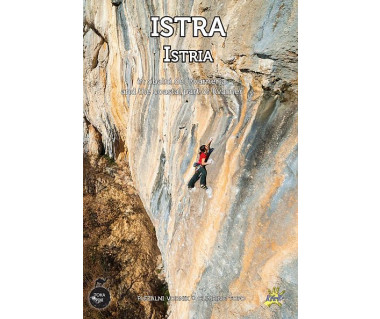 Istria and the costal part of Kvarner. Climbing topo