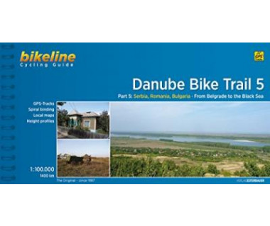 Danube Bike Trail (5) From Belgrad to the Black Sea