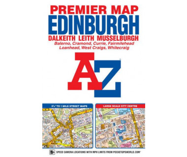 Edinburgh Premier Map