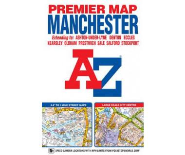 Manchester Premier Map