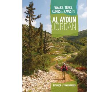 Jordan - Al Ayoun. Walks, treks, climbs & caves